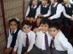 1º Básico A  Colegio Academia Tarapacá